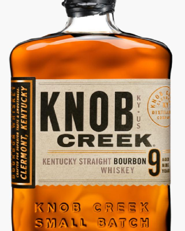 Knob Creek 9 Year Old Bourbon Whiskey
