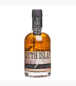 The New Zealand Whisky Collection South Island 25