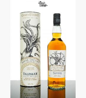 Talisker Select Reserve Game of Thrones House Greyjoy Single Malt Scotch Whisky