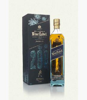 Johnnie Walker Blue Label 200th Anniversary Edition Blended Scotch Whisky