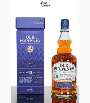Old Pulteney 18