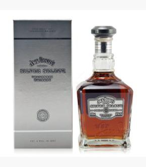 Jack Daniels Silver Select Single Barrel Tennessee Whiskey
