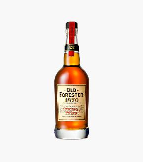 Old Forester 1870 Bourbon Whiskey