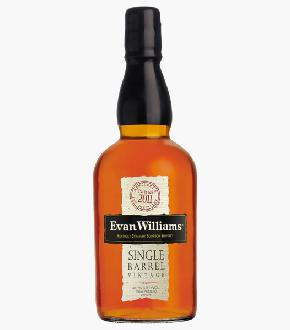 Evan Williams Single Barrel Vintage