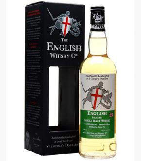 English Whisky Co. Peated