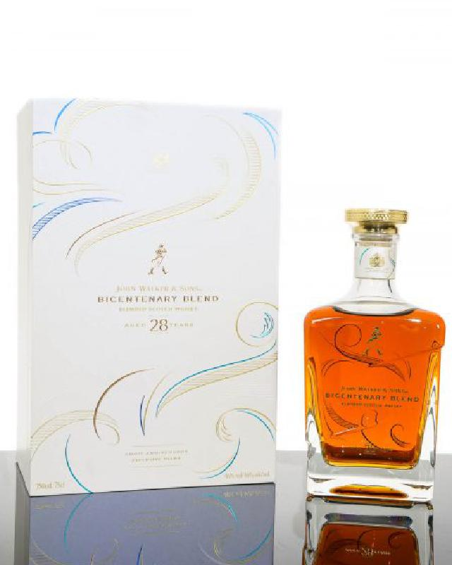 John Walker & Sons Bicentenary Blend 28 Year Old Blended Scotch Whisky
