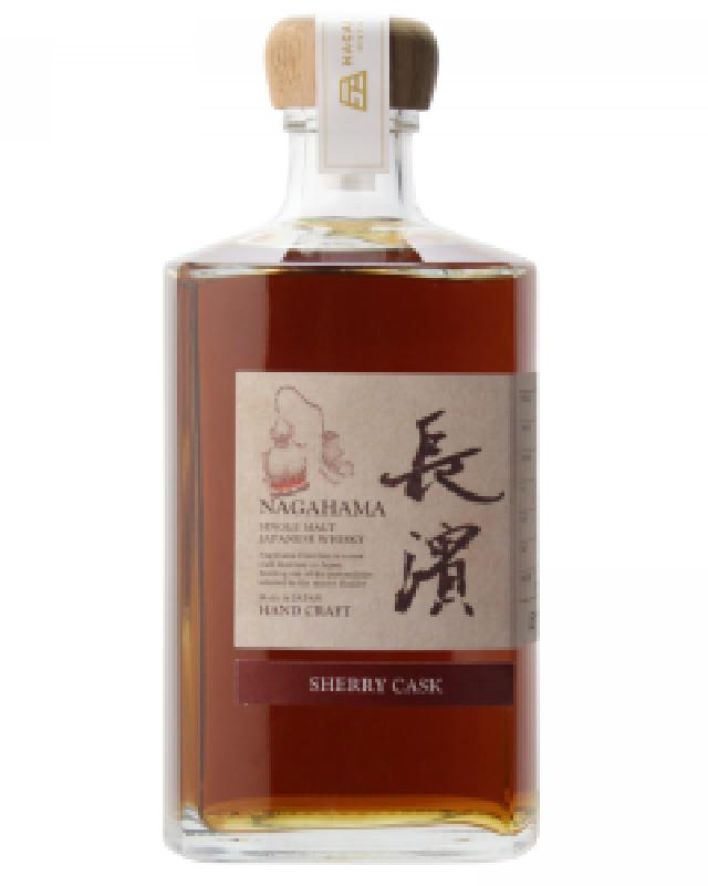 Nagahama New Make Heavily Peated (500ml)