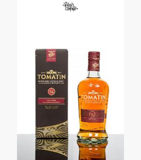 Tomatin 14 Year Old Port Cask Single Malt Scotch Whisky