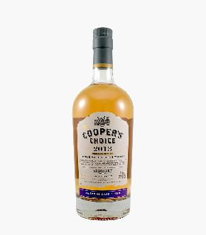 Cooper's Choice Ardmore Single Cask #0884 Heavily Peated Single Malt Scotch Whisky