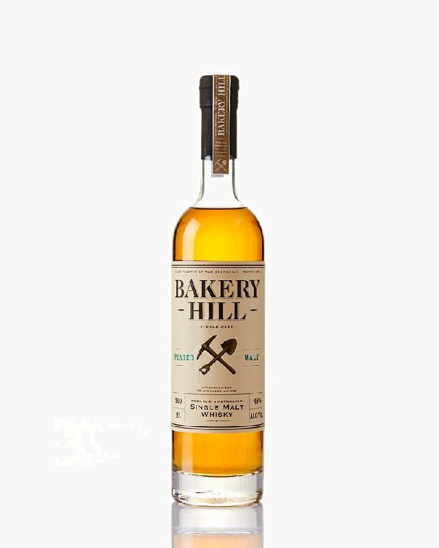 Bakery Hill Peated Australian Single Malt Whisky (500ml)