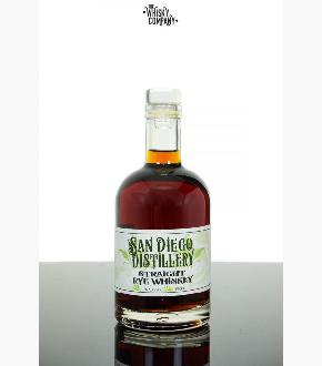 San Diego Distillery Cask Strength Rye (375ml)
