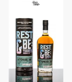 Rest & Be Thankful 2009 Bruichladdich Octomore Pauillac Cask 6