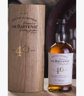 Balvenie 40 Year Old Single Barrel Single Malt Scotch Whisky