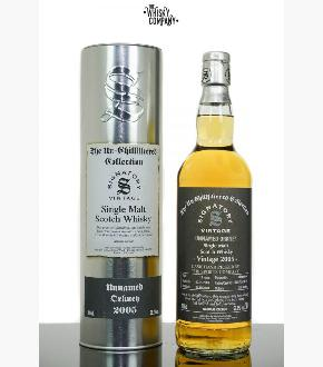 Signatory Vintage 2005 Unnamed Orkney 13 Year Old Single Cask #DRU17/A10669 Dram Full Exclusive Single Malt Scotch Whisky