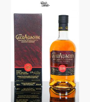 GlenAllachie 18 Year Old Single Malt Scotch Whisky