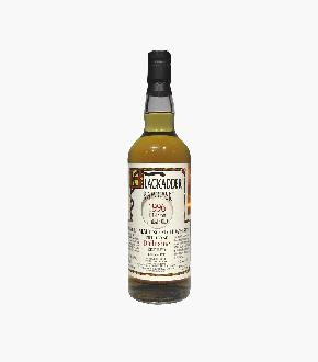 Blackadder Raw Cask 1996 Dailuaine 21 Year Old Single Cask #7537 Single Malt Scotch Whisky