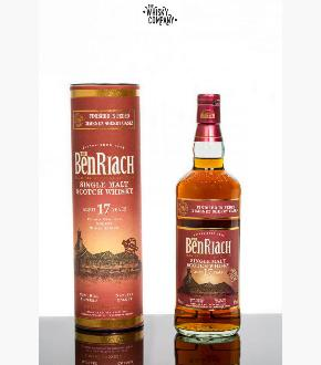 BenRiach 17 Pedro Ximenez Sherry Wood Finish