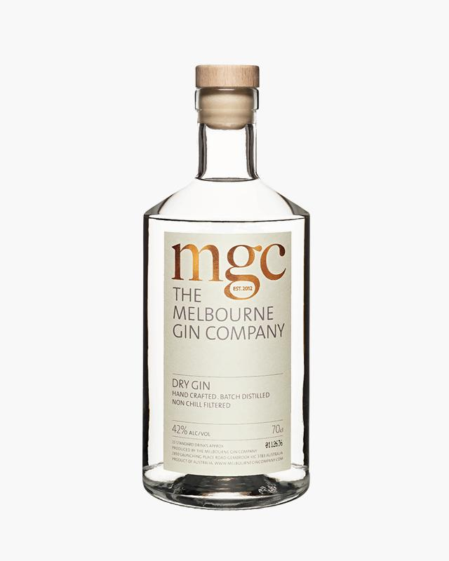 Melbourne Gin Co. Dry Gin