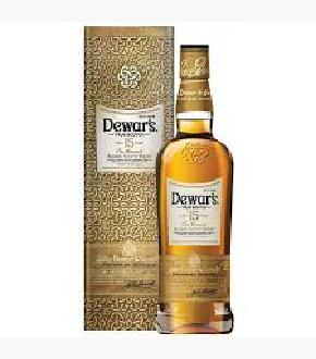 Dewar's 15 Year Old The Monarch Blended Malt Scotch Whisky