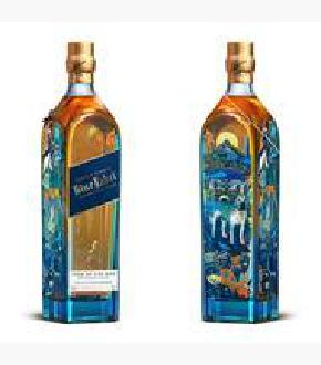 Johnnie Walker Blue Label Year of the Dog (750ml)