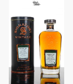 Signatory Vintage 1995 Tomintoul 23 Year Old Single Cask #16/1 Single Malt Scotch Whisky