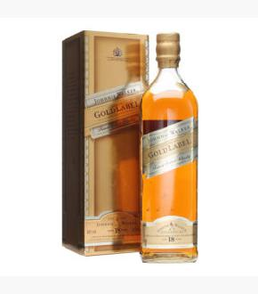 Johnnie Walker Gold Label 18 1990s Bottling (1000ml, No Box)
