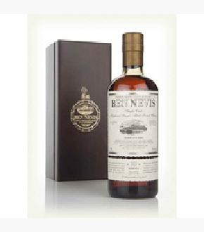 Ben Nevis 2002 Single Cask #334 Port Pipe 10