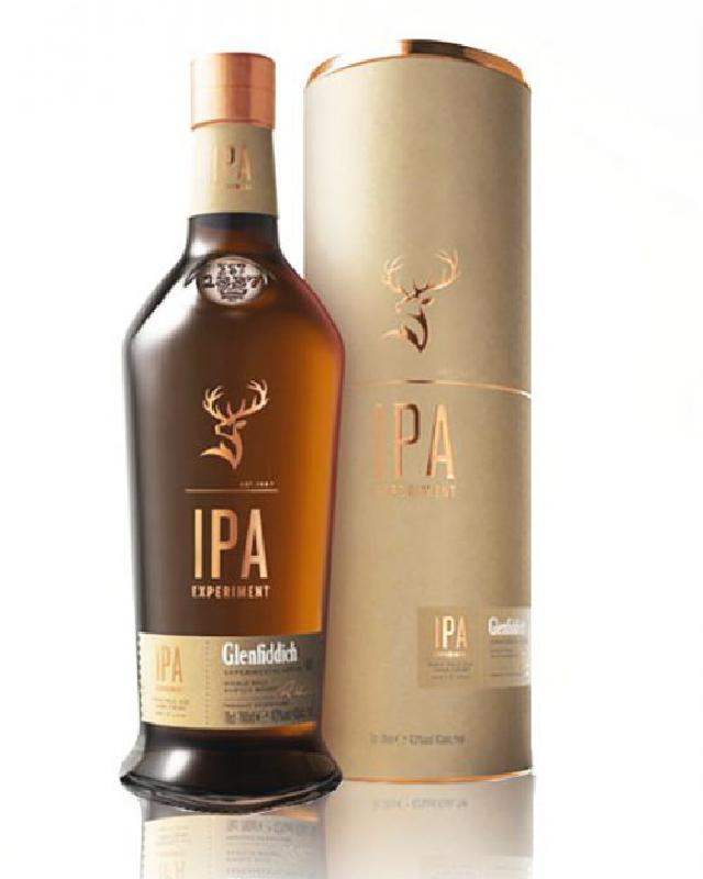 Glenfiddich Experiment 01 IPA Cask Finish