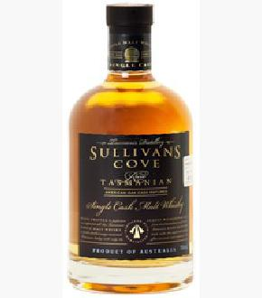 Sullivan's Cove American Oak 17 Single Cask #HH0540