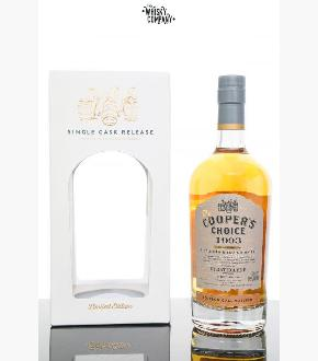 Cooper's Choice 1993 Strathclyde 26 Year Old Single Cask #243388 Single Grain Scotch Whisky