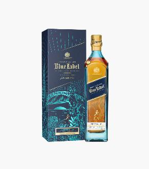 Johnnie Walker Blue Label Australia Commemorative Edition Blended Scotch Whisky