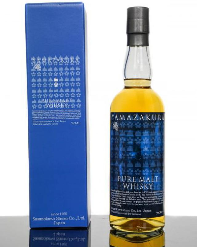 Yamazakura Japanese Blended Whisky