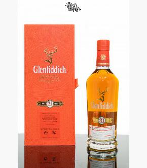 Glenfiddich 21 Year Old Gran Reserva Single Malt Scotch Whisky