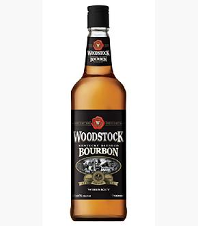 Woodstock Bourbon Whiskey