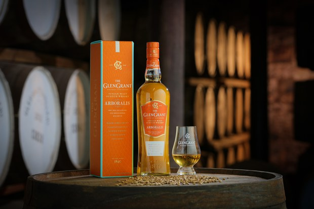 Glen Grant launches new single malt Arboralis